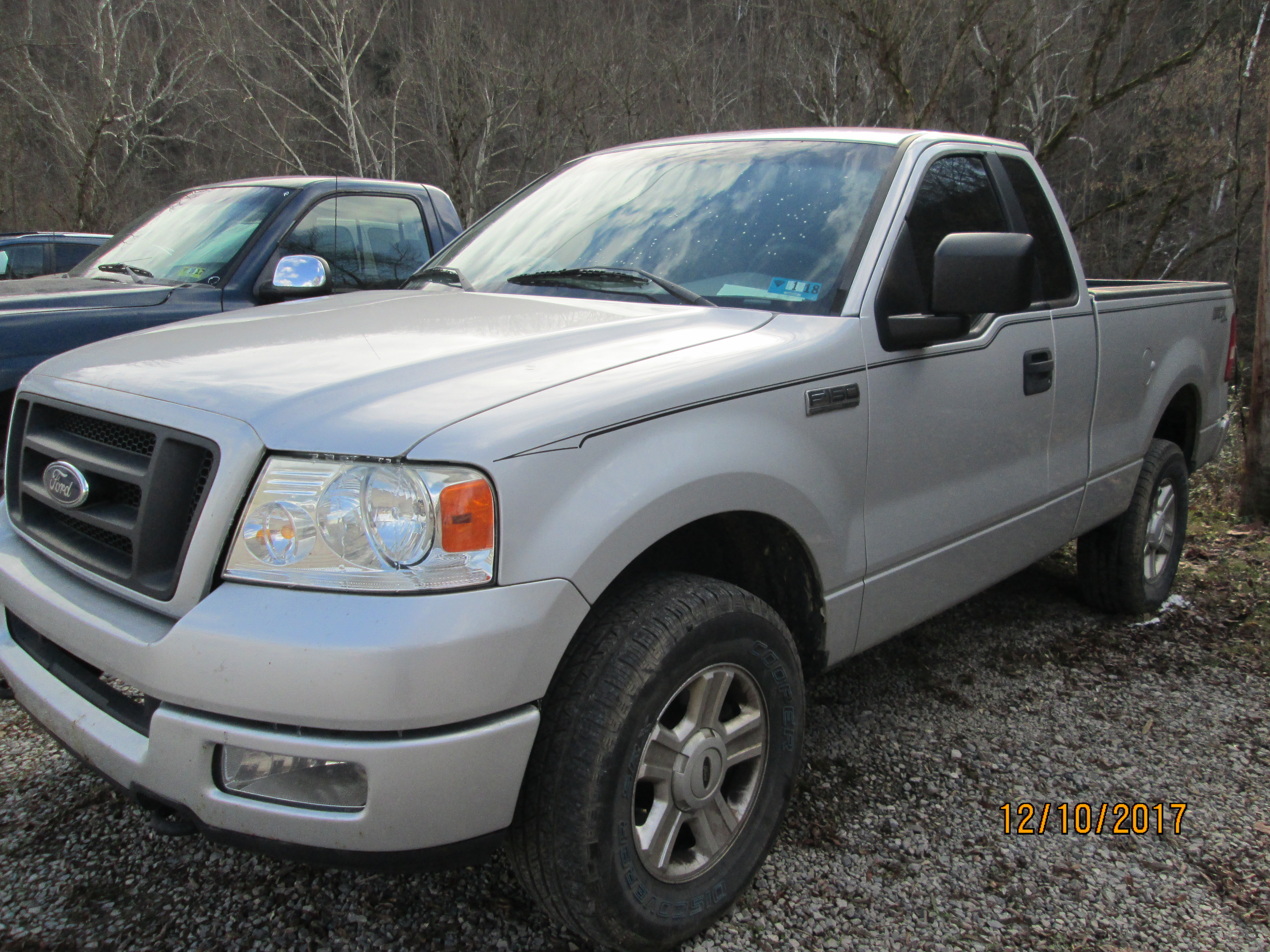 '05 Ford F-150